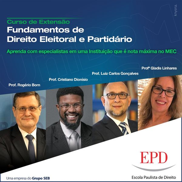 Fundamentos do Direito Eleitoral e Partidário