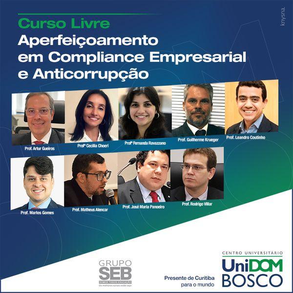 Compliance Empresarial e Anticorrupção